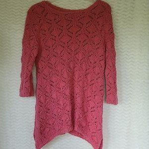 Chadwicks Pinkish colored sweater
